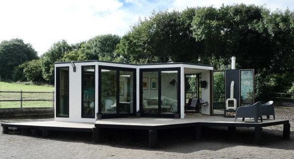 Modular Hexagonal Homes