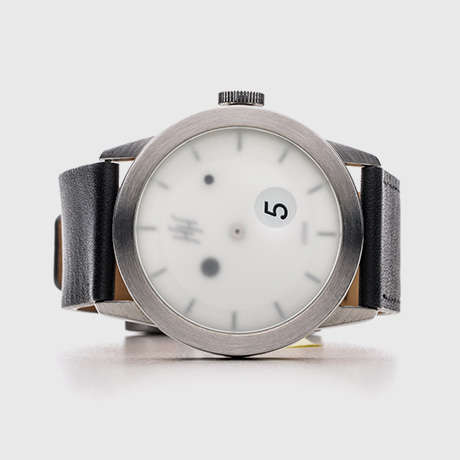 Party-Friendly Timepieces - The Ish Watch Counts Down to Happy Hour