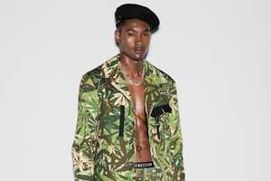 Alex Mattsson's 'Pineal Dawn' Collection Features Chic Military Styles