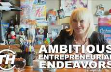Ambitious Entrepreneurial Endeavors - Deborah Weinstein Grasped the Opportunity at Hand with Courage