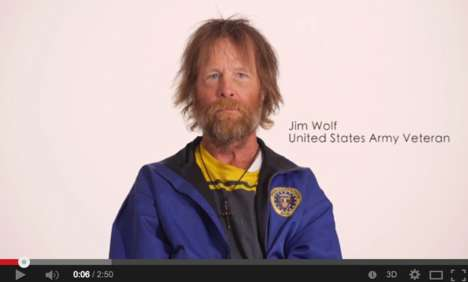 Inspiring Homeless Veteran Makeovers - This Moving Veteran
