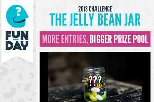This Jellybean Competition is On an International Level