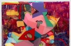Multi-Dimensional Cubism Artworks