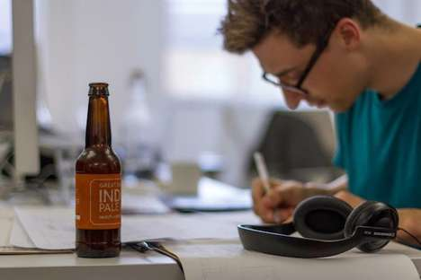 Workspace Beer Delivery Services - Desk Beers Brings Tasty Brews to Your Office Every Friday