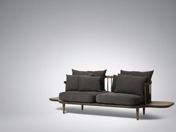 Winged Minimalist Couches