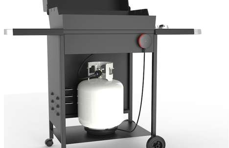 App-Enabled Propane Tank