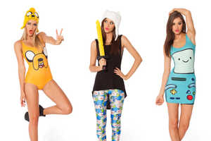 The Black Milk x Adventure Time Collection is Fun and Fashionable