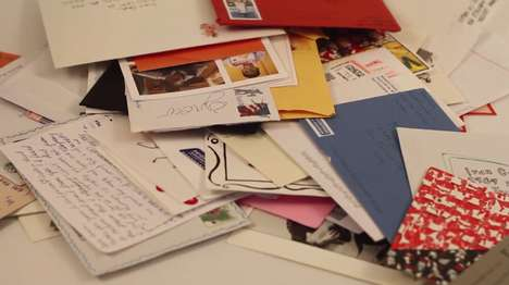 Nostalgic Message-Sending Services - Snail Mail My Email Allows People to Experience an Old Feeling