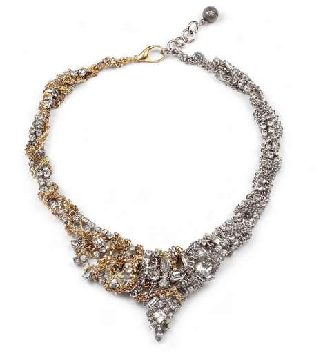 Luxurious Dual-Colored Bling - Lulu Frost Brings You the Elegance of Gold and Silver
