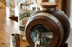 Bar-Top Beverage Barrels