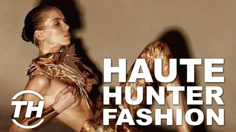 Haute Hunter Fashion - Trend Hunter