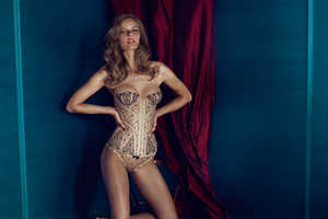 The Agent Provocateur Soiree Lookbook is Overtly Feminine