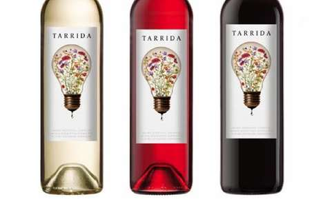 Tarrida Wine packaging