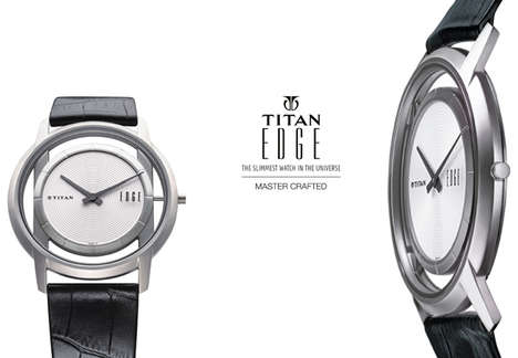 Titan Edge Watch