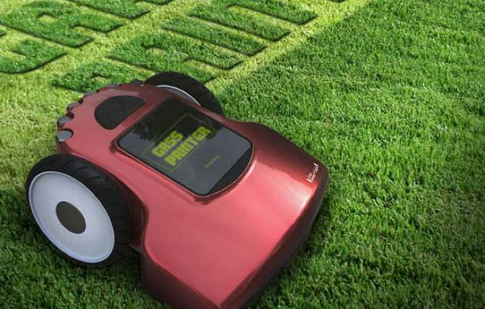 Automatic Lawn Letterers