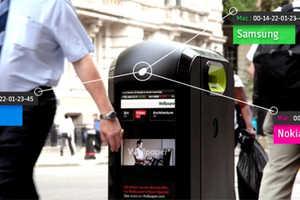 Renew's Trash Can Design Tracks Consumers Via Wi-Fi Usage