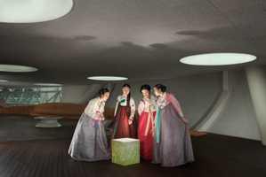 Korea by Julia Fullerton-Batten Focuses on the Old and New Divide