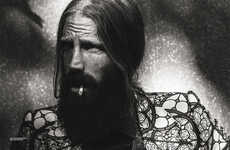 Distinguished Gypsy Portraiture - The Johnny Harrington DSection Editorial is Eclectically Styled