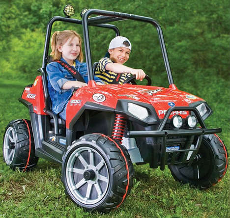 75 Fun Gifts for Kids - From Cuddly Plush Stereos to Child-Friendly ATVs