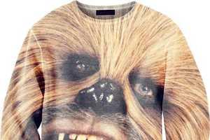 99 Humorous Pop Culture Sweaters - From Striking Superhero Hoodies to Hot Sauce Sweatshirts