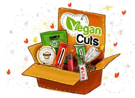 vegan food box