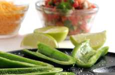 Picante Pepper Appetizer Trays