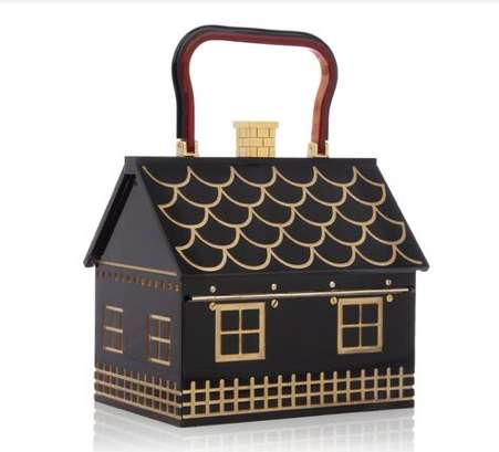 Gingerbread House Purse