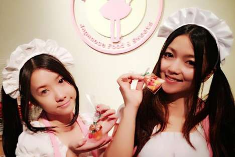 Eroticized Coffee Shops - The Maid Cafe Caters to Otaku in New York City