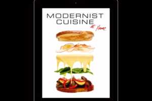 The Modernist Cuisine Recipe App is Loaded with How-To Videos