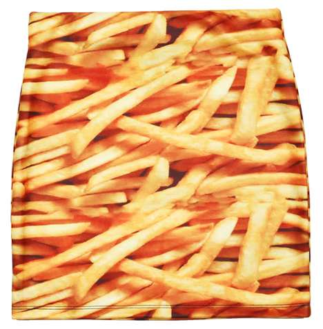 Fries Skirt