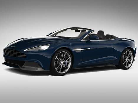 Luxury Christmas Catalog Cars - The Aston Martin Neiman Marcus Costs More Than Santa