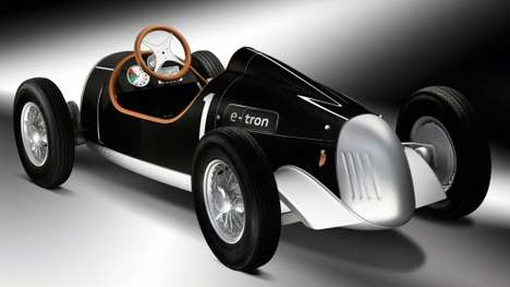 29 Sophisticated Toy Cars - From Luxurious Children