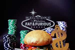 The 'Fat & Furious Burger' is a Hamburger You Can Tas