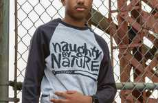 The Naughty by Nature Shirt Blames Mischief on Your DNA