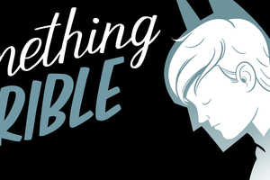 'Something Terrible by Dean Trippe is a Powerful Story