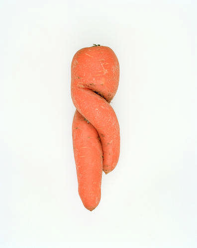Deformed Carrot Captures - Tim Smyth