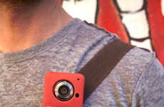 Clip-On Video Cameras