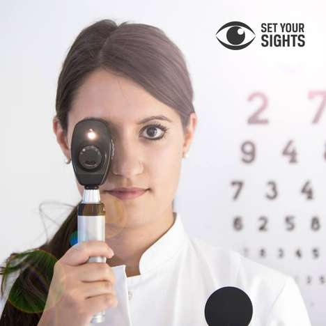 Vision Loss Apps - The Retina App Lets Users Experience the World of Blindness