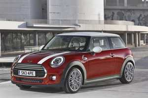 BMW Unveils the New MINI Cooper for 2014