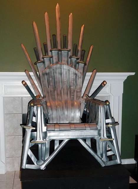 Make Your Own Iron Throne