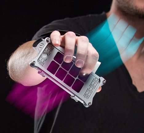Music-Making Motion Devices - The AUUG Music Device Translates Movement into Sound