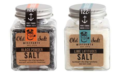 Old Salt Merchants Packaging