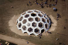 70 Examples of Domed Design - From Modernized MOD Fashions to Orbed Architectural Constructions