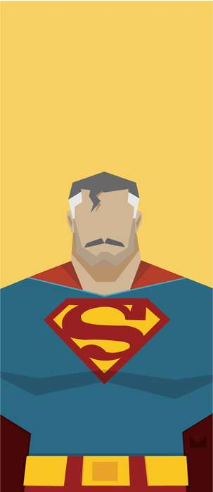 Aged Hero Illustrations -