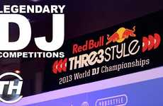 Legendary DJ Competitions - The Red Bull Thre3style World Finals 2013 Shook the Streets of Toronto