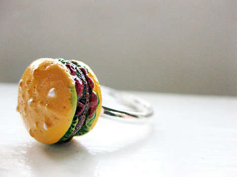 Jewelry Gifts for Foodies