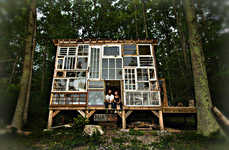 This Eccentric Home is Gorgeously Nature-Infused