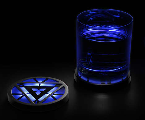 Arc Reactor Coasters