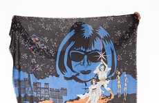 Sci-Fi Fashion Editor Accessories - The Style War Scarf From Pixie Market is a Play on Star Wars