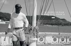 Elegant Yacht Club Editorials